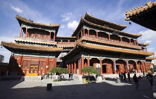 Ung Hòa Cung (Chùa Lama)