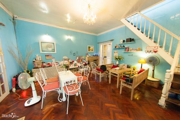 Top 9 quán cà phê, trà sữa view đẹp tại phố Lí Thường Kiệt, Hà Nội