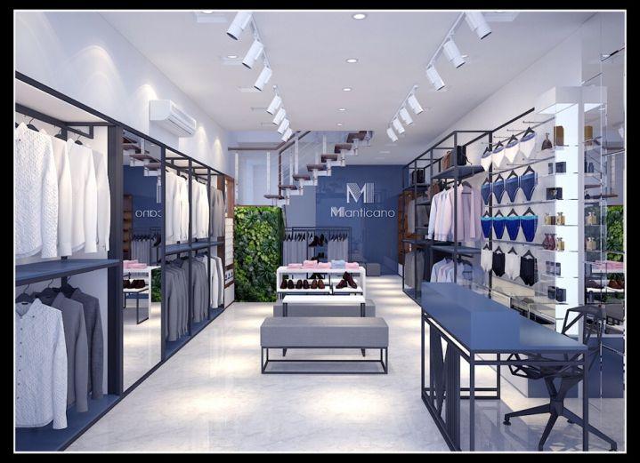 Hãy liên hệ để sở hữu những mẫu thiết kế nội thất tiêu chí thiết kế nội thất showroom mini đẹp, độc và hấp dẫn khách hàng.