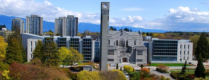 British Columbia là trường đại học danh tiếng đứng hàng thứ ba tại Canada và thứ 50 trên thế giới