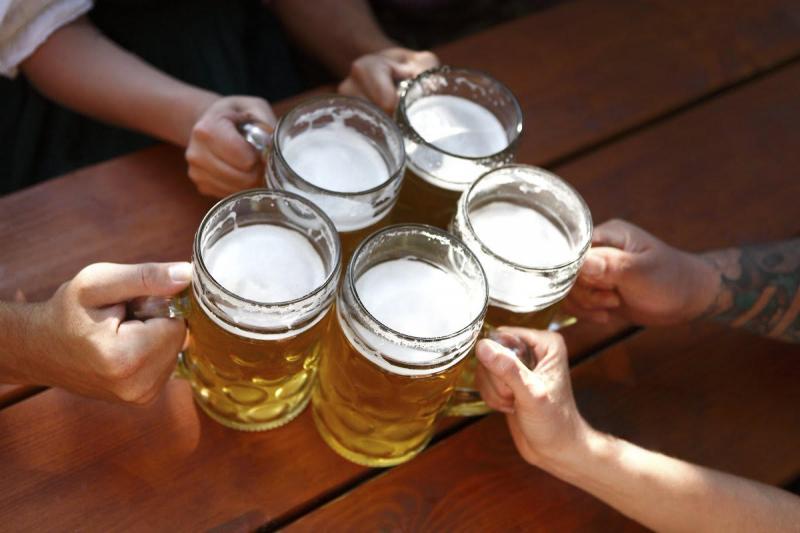Hạn chế rượu bia trong những ngày Tết