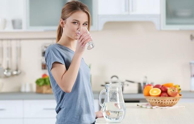 Người bệnh cần uống nhiều nước