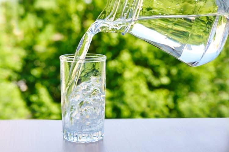 Nước giúp thanh lọc cơ thể hiệu quả