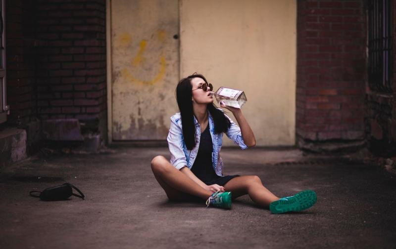 Uống say và ghi hình lại chính mình