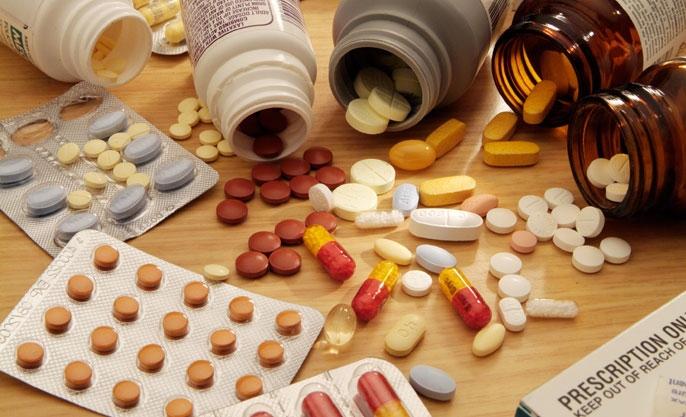 Uống thuốc trùng lặp thành phần với nhau