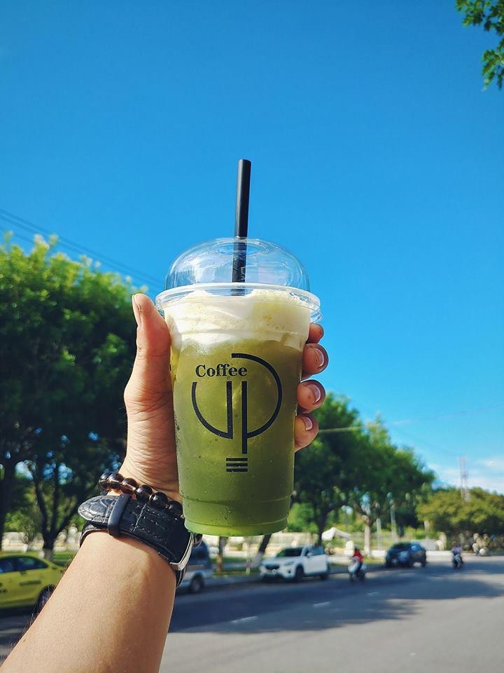 Thức uống tại Up Coffee