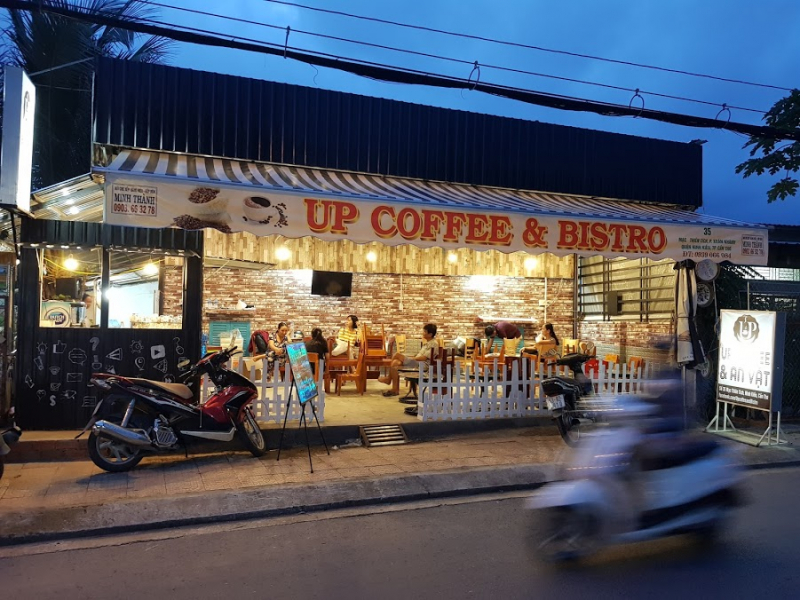 Up Coffee & Bistro