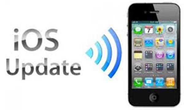 Update phiên bản mới nhất cho iOS
