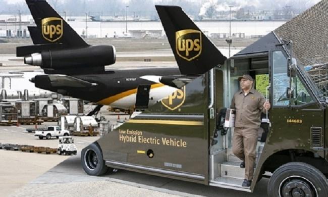 Dịch vụ chuyển phát nhanh UPS