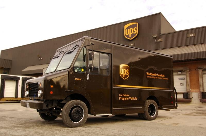 UPS cung cấp cho khách hàng những dịch vụ vận chuyển hàng hóa quốc tế chất lượng cao