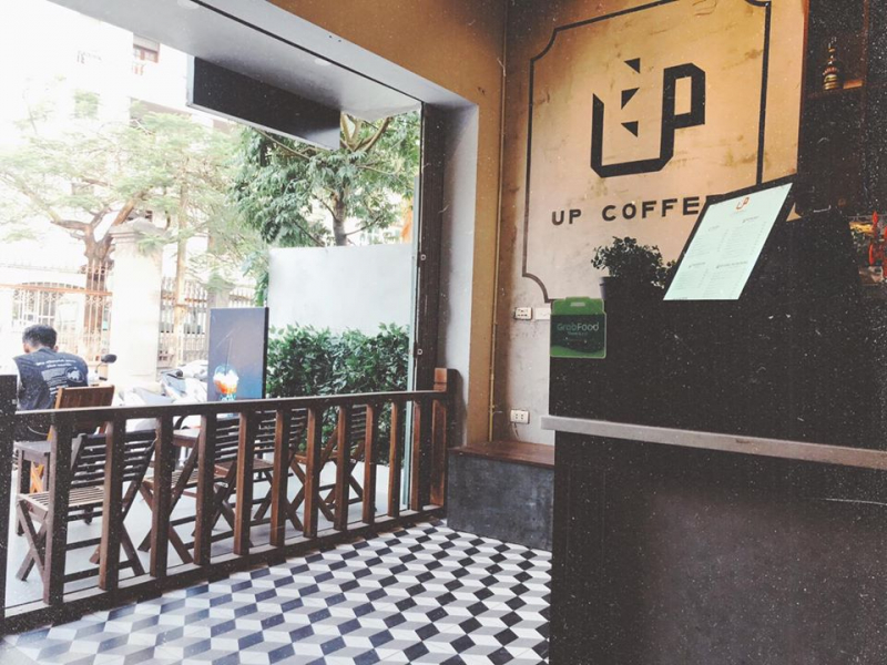 Up's Coffee
