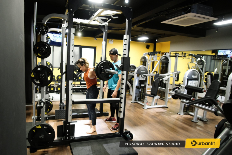 Urbanfit - Personal Training Studio