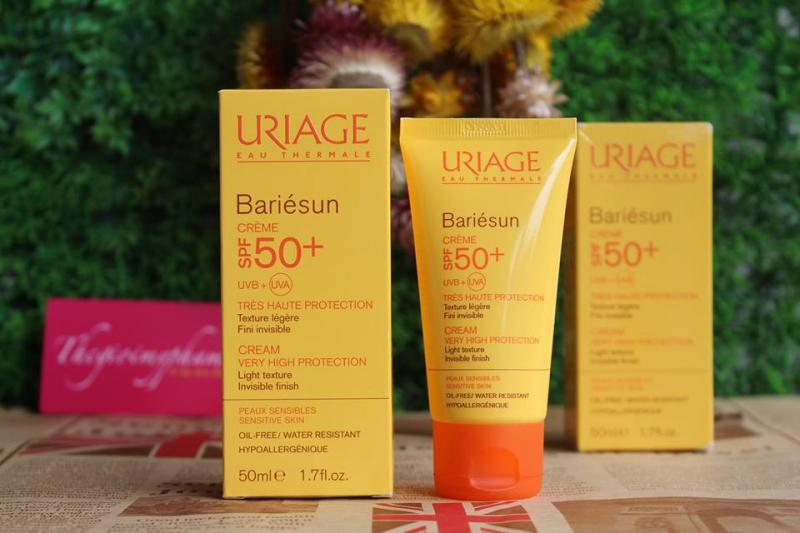 Kem chống nắng Uriage Barie Sun