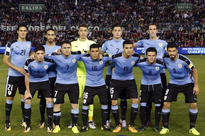Đội tuyển Uruguay