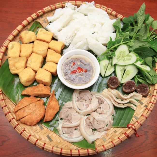 Món ăn tạo nên nét đẹp văn hóa