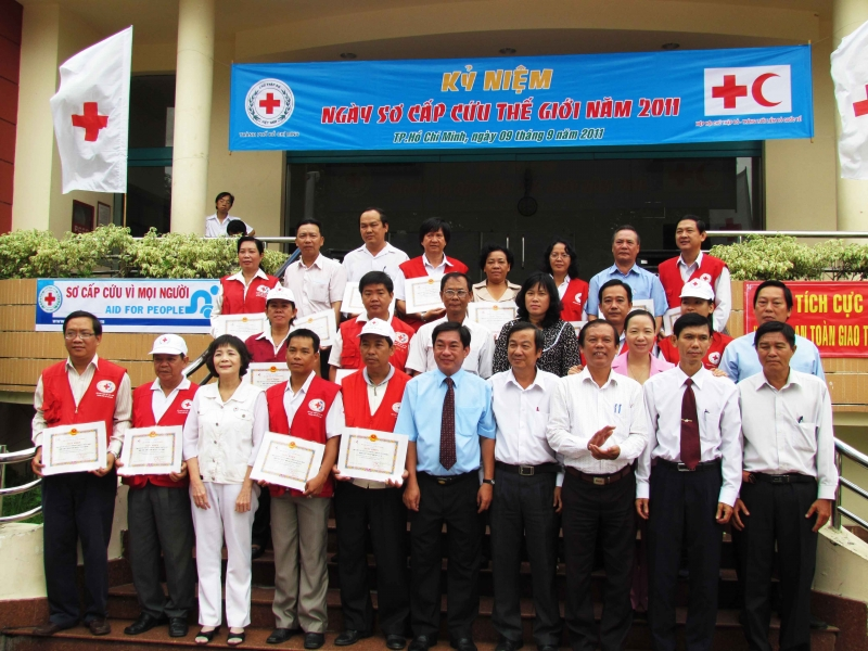 Ủy ban chữ thập đỏ Quốc tế (International Committee of the Red Cross)