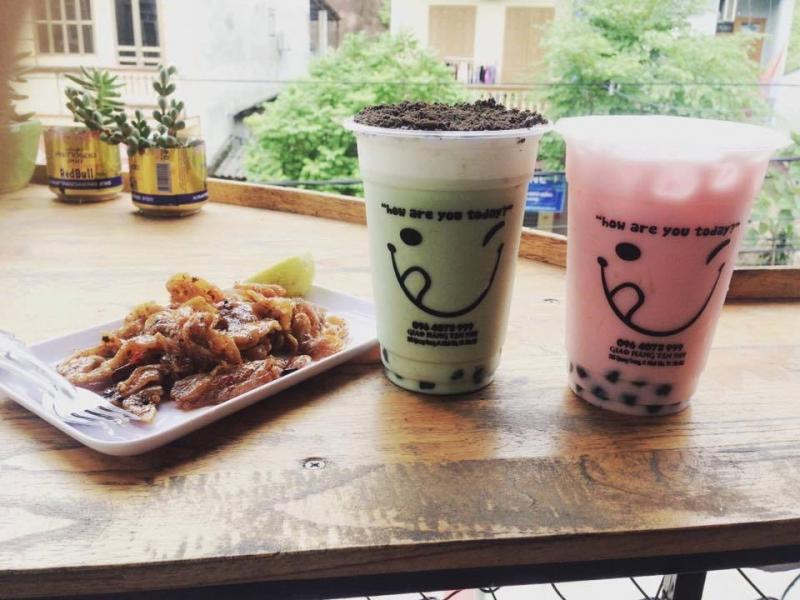 UzuCha Bubble Tea