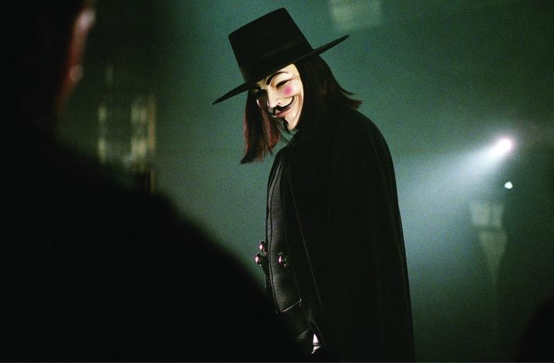 Phim V for Vendetta