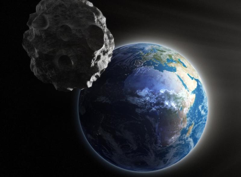 Một tiểu hành tinh có thể xóa sổ sự sống trên Trái Đất