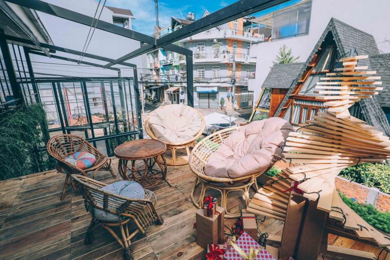 VAA - coffee shop