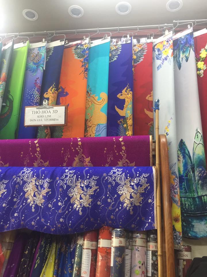 Vải lụa Thái Tuấn