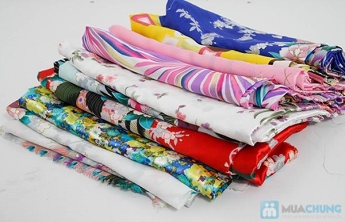 Tặng vải để mẹ may đồ mới là ý tưởng rất tuyệt vời