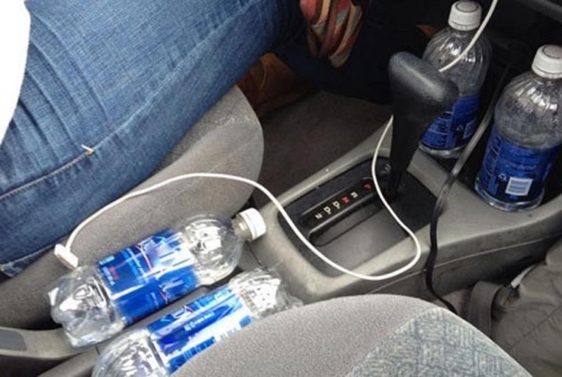 Vai trò của nước đối với lái xe