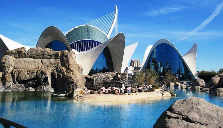 Thành phố Valencia với nhiều thú vị chờ đón bạn