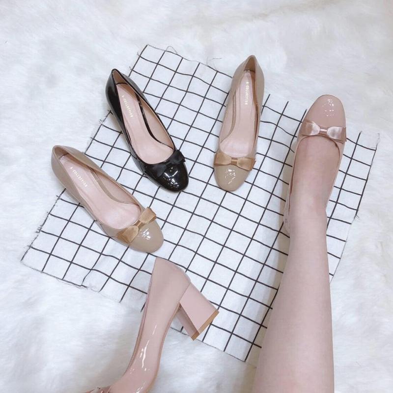 Giày cao gót đa dạng cho phụ nữ