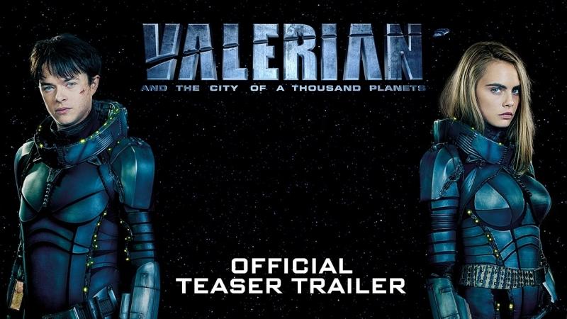 Phim Valerian Và Thành Phố Ngàn Hành Tinh