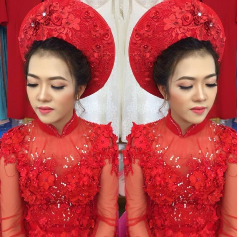Vân Anh Make Up (Phương Anh wedding)