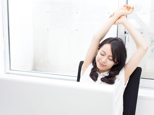Vận động nhẹ tại chỗ giúp xả stress hiệu quả
