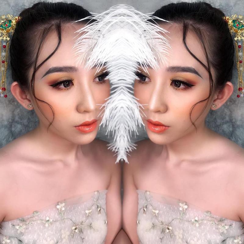 VÂN HÀ Make Up - Academy