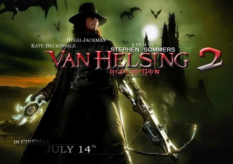 Van Helsing - Khắc tinh ma cà rồng.