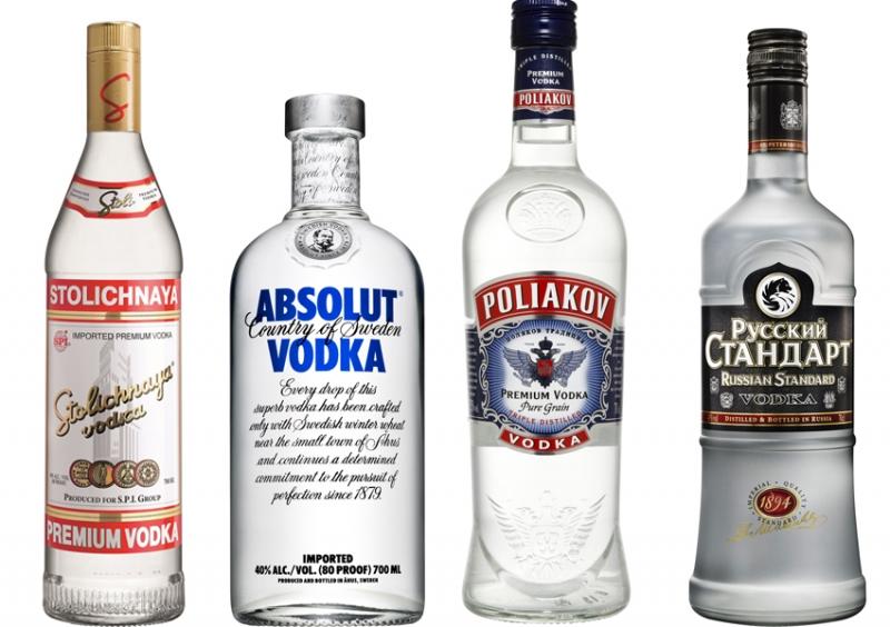 Văn hóa Vodka