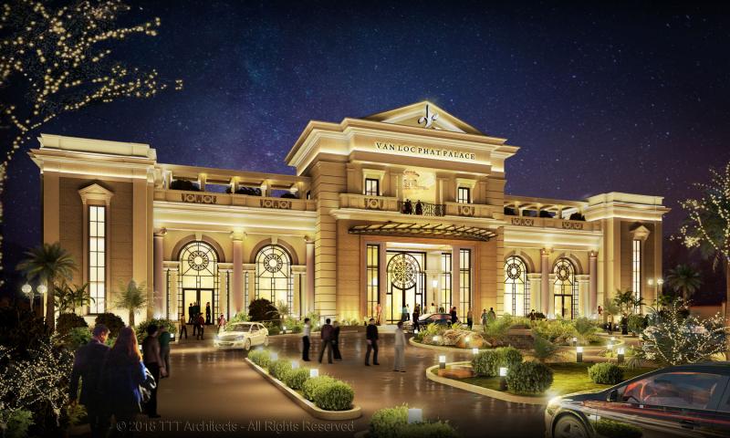 Vạn Lộc Phát Palace