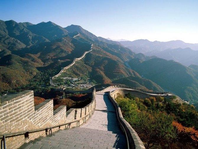 Vạn Lý Trường Thành chứng kiến không biết bao nhiêu thay đổi lịch sử của mảnh đất Trung Hoa