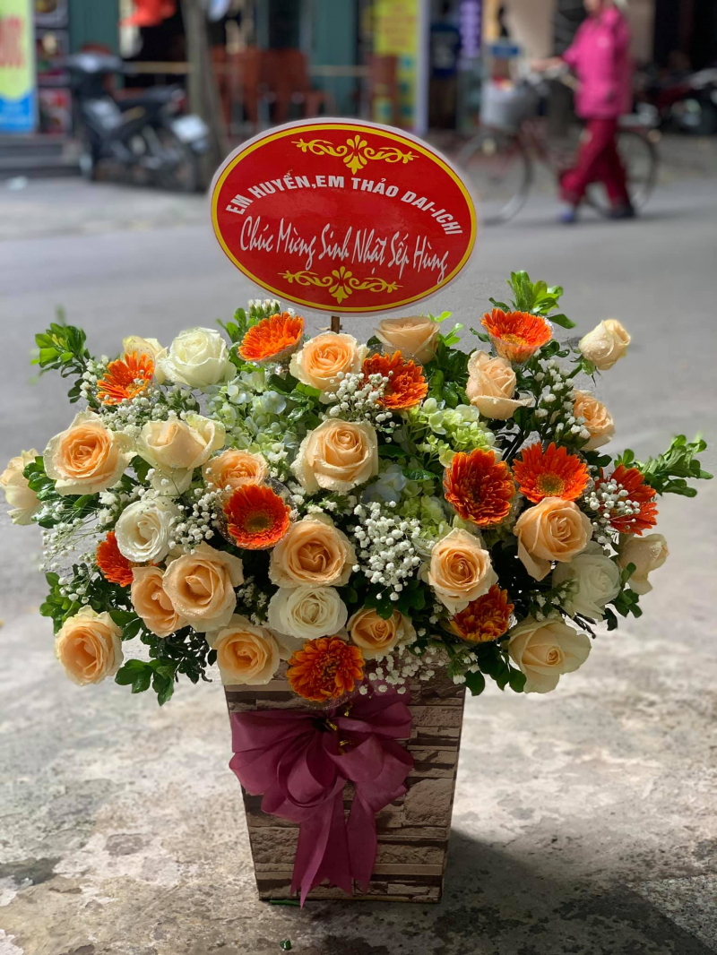 Văn Minh Flower