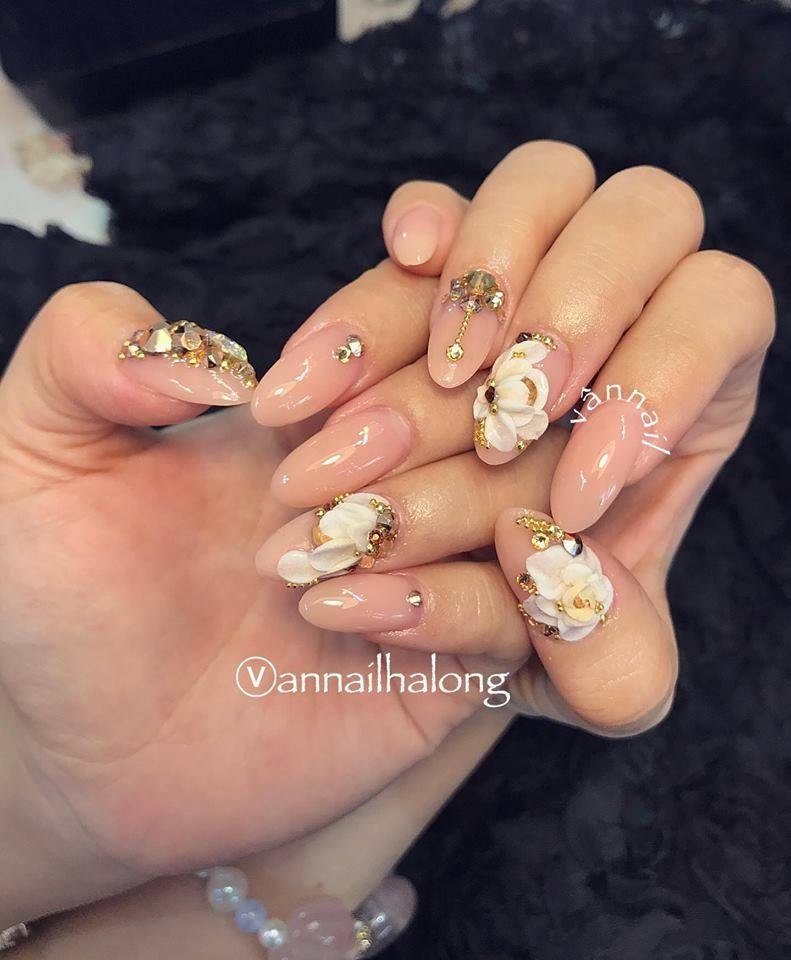 Vân Nail - tiệm nail đẹp và chất lượng nhất TP. Hạ Long