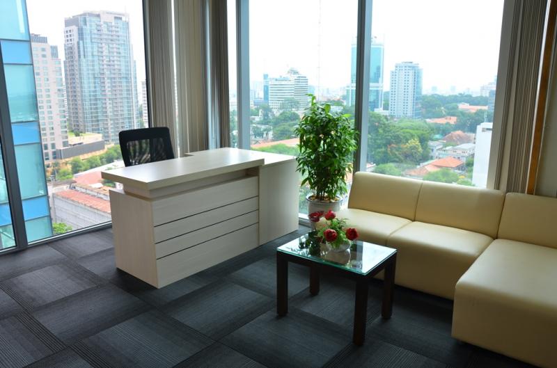 Văn phòng chia sẻ công ty CENTRAL OFFICE