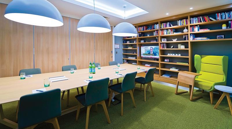 Văn phòng chia sẻ công ty REGUS
