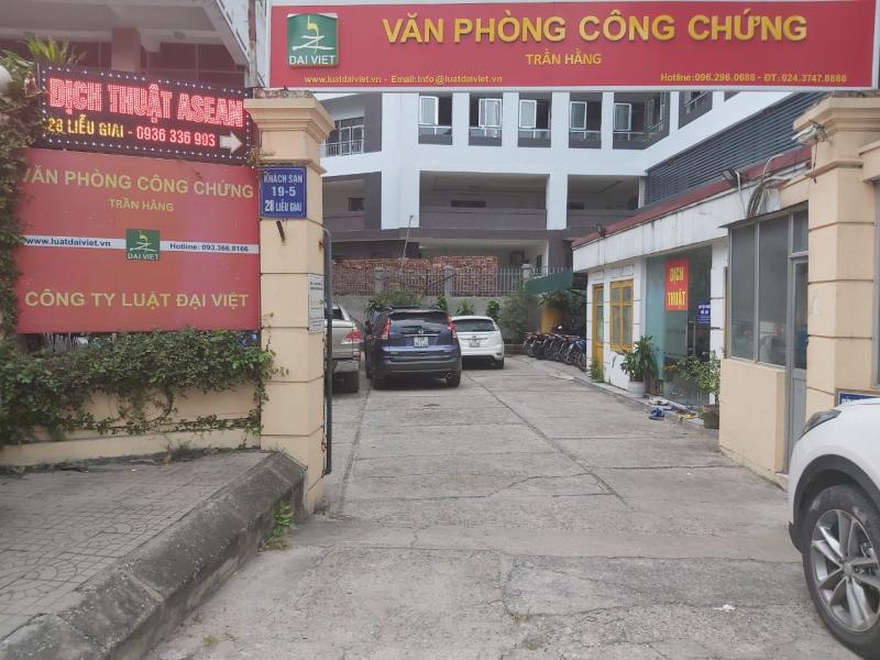 Văn phòng công chứng Đại Việt