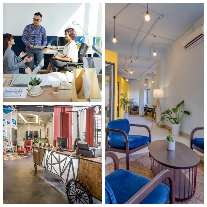 Top 6 Văn phòng Coworking space tốt nhất tại Thành phố Hồ Chí Minh
