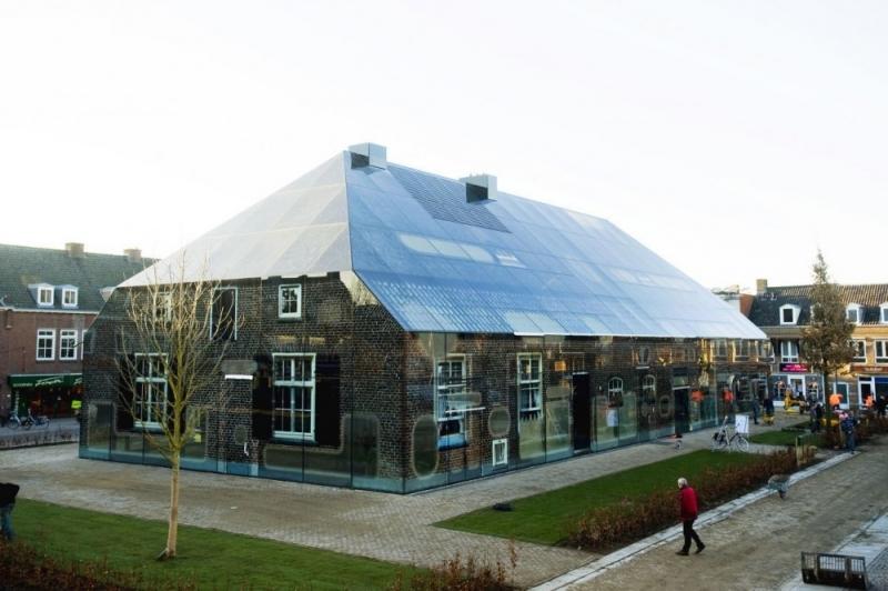 Tòa nhà Glass Farm, Hà Lan