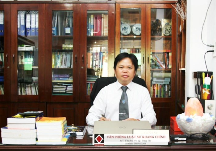 Văn phòng luật sư Khang Chính