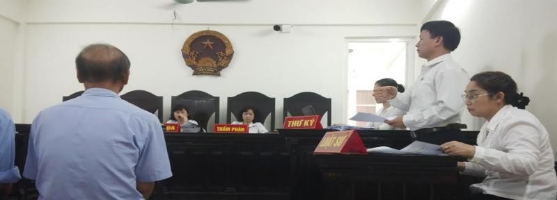 Văn phòng luật sư Thái Minh được dẫn dắt với luật sư hơn 30 năm kinh nghiệm