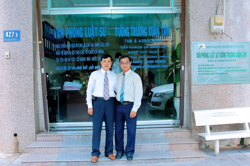Văn phòng luật sư Tường Trương Xuân Tám