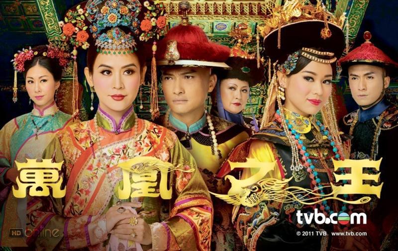 Tác phẩm điện ảnh nổi tiếng của TVB: