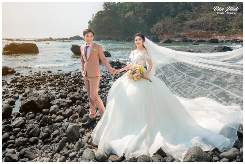 Vân Pink Wedding