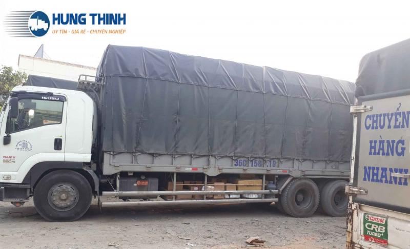 Vận tải Hưng Thịnh đã có kinh nghiệm nhiều năm, sáng tạo hoạt động trong lĩnh vực vận tải hàng hoá nội địa